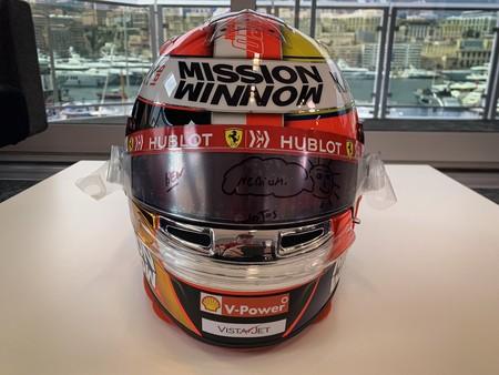 Leclerc Bianchi Monaco