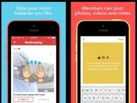 Facebook revela app para crear chatrooms anónimos