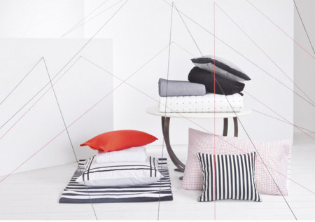 Las rayas invaden la nueva colección de Zara Home