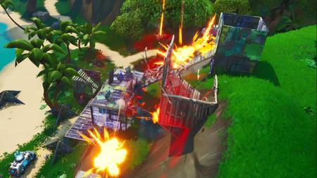 No es ni un pájaro ni un avión. Fortnite: Battle Royale se actualiza e introduce el nuevo objeto Ataque Aéreo