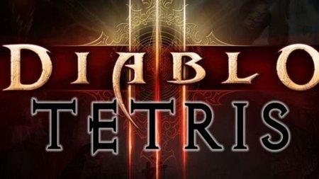 'Diablo Tetris'. Nuestro inventario nos lo agradecerá