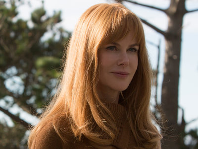 Nicole Kidman, ganadora del Emmy 2017 por 'Big Little Lies'