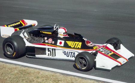 Kunimitsu Takahashi Tyrrell GP Japón 1977