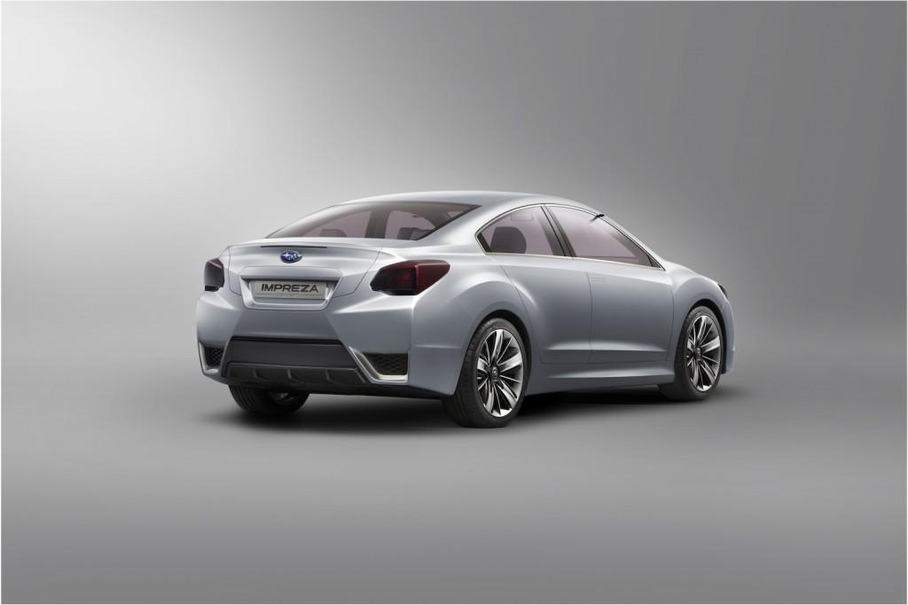 Foto de Subaru Impreza Concept  (10/12)
