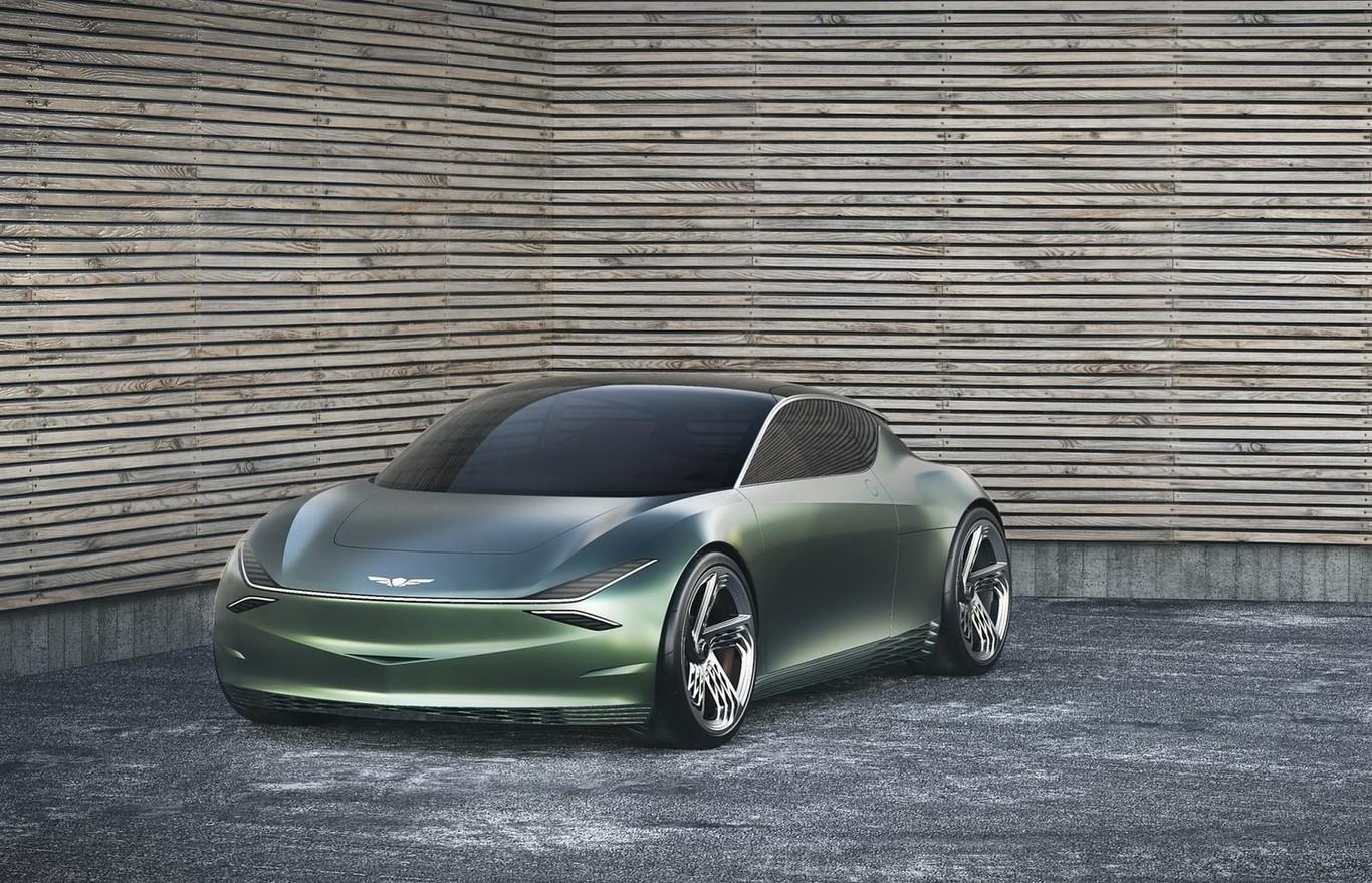 Genesis Mint Concept: diseñado para cubrir las necesidades de la urbe