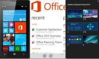 Un vistazo a las características de Office en Windows Phone 8
