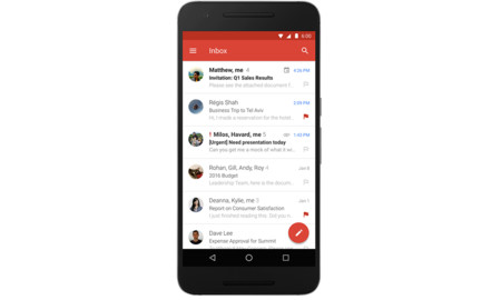 Google Exchange Service llega al Play Store: ya puedes usar Gmail con Microsoft Exchange ActiveSync