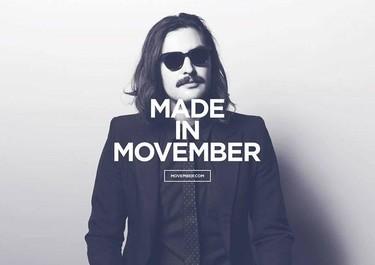 Movember: un año más, dejáte bigote para concienciar sobre la salud masculina