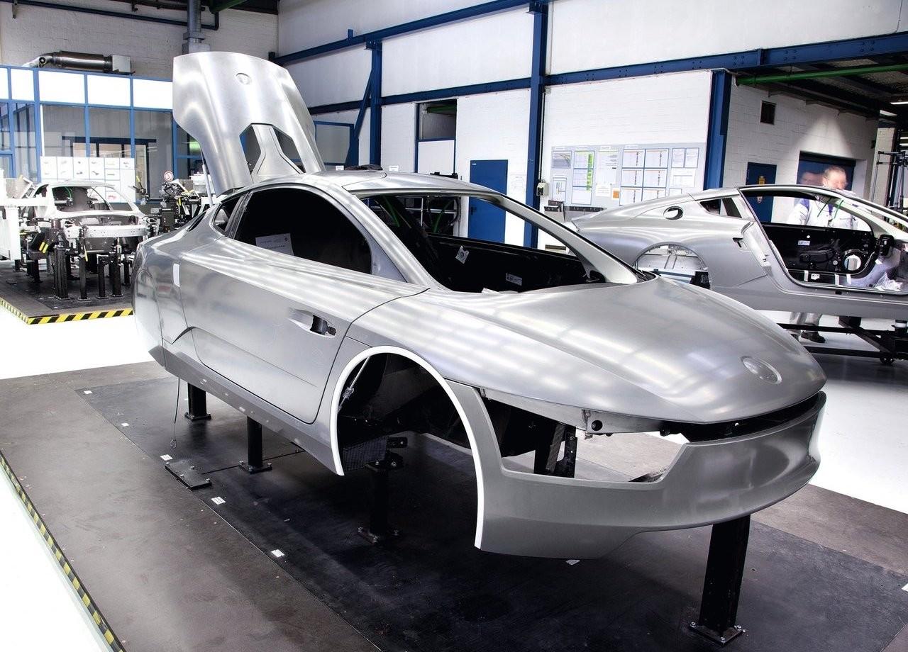 Foto de Volkswagen XL1 (18/19)