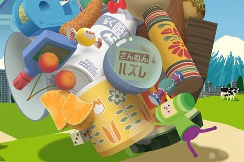 Los juegos de Keita Takahashi: cuando la imaginación y el buen humor se abren paso en el diseño