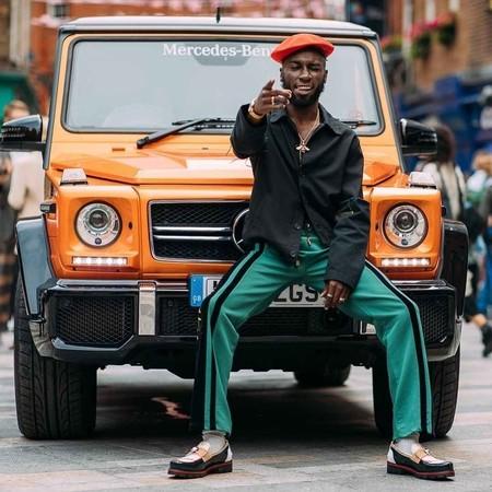 El Mejor Street Style De La Semana Llega De La Mano De La London Fashion Week Men S 09