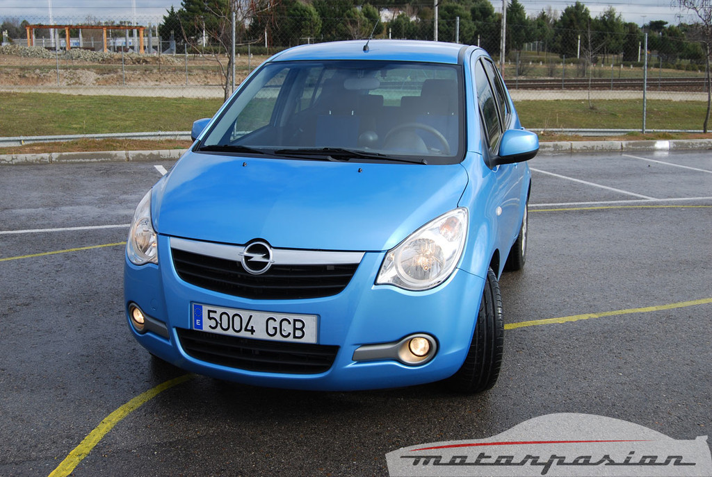Foto de Opel Agila (prueba) (1/44)