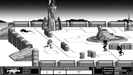 Rogue Invader, un roguelite de 1 bit, regresa la vida después de cinco años y finalmente llegará en febrero a PC