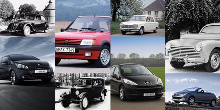 Historia de la gama 200 de Peugeot: a casi 100 años de una de las nomenclaturas más famosas del mundo