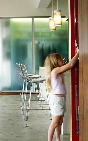 Foto de Puertas abiertas: un apartamento familiar en Manhattan (3/7)