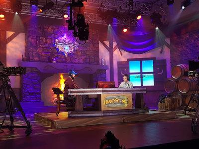 Luces, cámaras y... palmeras: lo que no se vio en el HCT Winter Championship en Bahamas