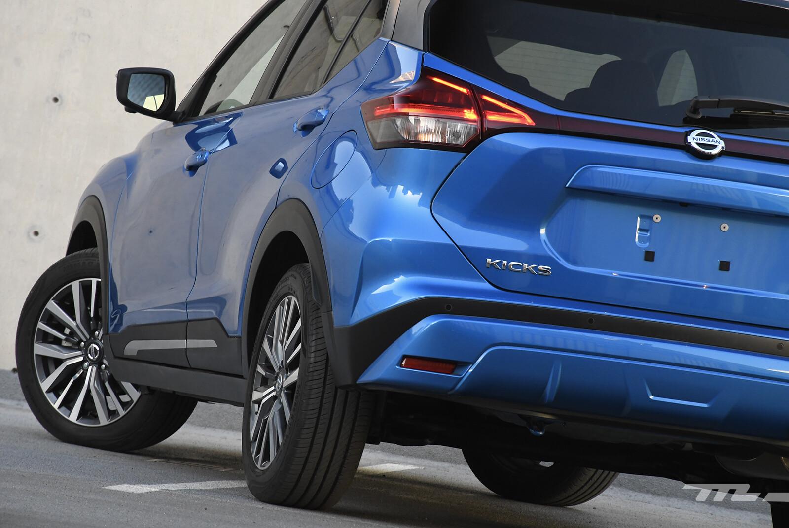 Foto de Nissan Kicks 2021 (prueba) (14/31)