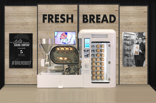 BreadBot: el robot que promete sustituir a los panaderos en los supermercados