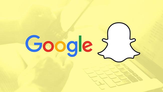 Google Snapchat