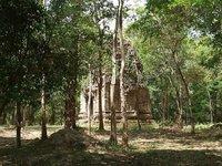 Camboya: los templos de Sambor Prei Kuk