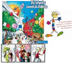 Día Infantil y Juvenil de Vallecas, A tapar la calle. Apostamos por la paz