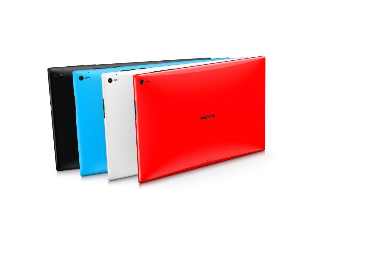 Foto de Nokia Lumia 2520 (10/10)