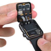 iFixit destripa el Apple Watch Series 2: mayor batería y mayor motor háptico