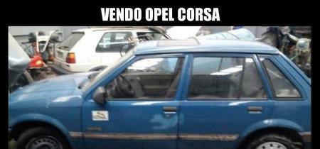 """""""Vendo Opel Corsa"""", o cómo dar a Twitter su propia medicina mientras le colocas un coche"""