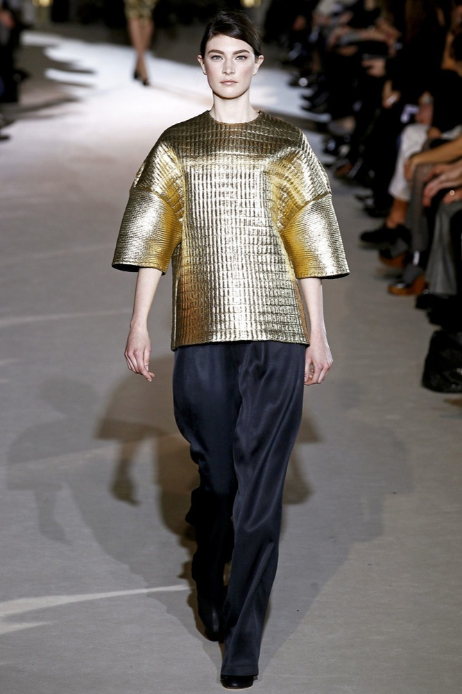 Foto de Stella McCartney Otoño-Invierno 2011/2012 en la Semana de la Moda de París:  (9/25)