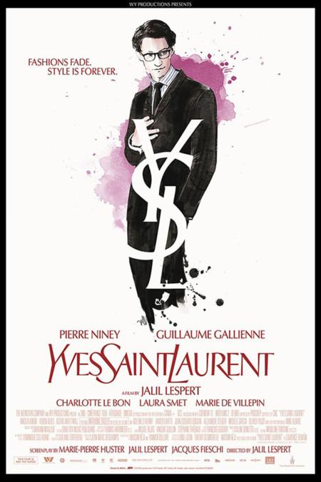 Duelo por Yves Saint Laurent en el cine: las 5 diferencias para no confundirte de sala