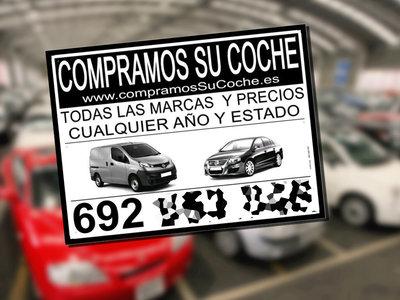 """""""Compro coche"""". ¿Qué hay detrás de los carteles que más visitan tu parabrisas?"""