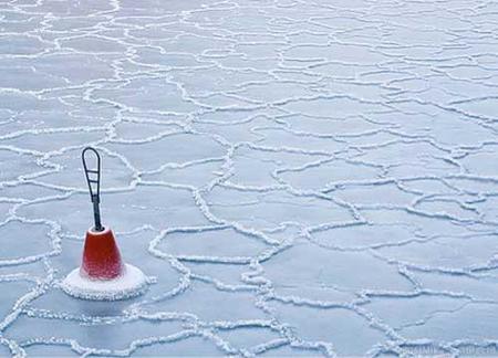 Congelando nuestro estrés a -110º en Finlandia