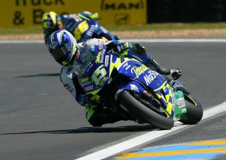 Gibernau Francia Motogp 2003