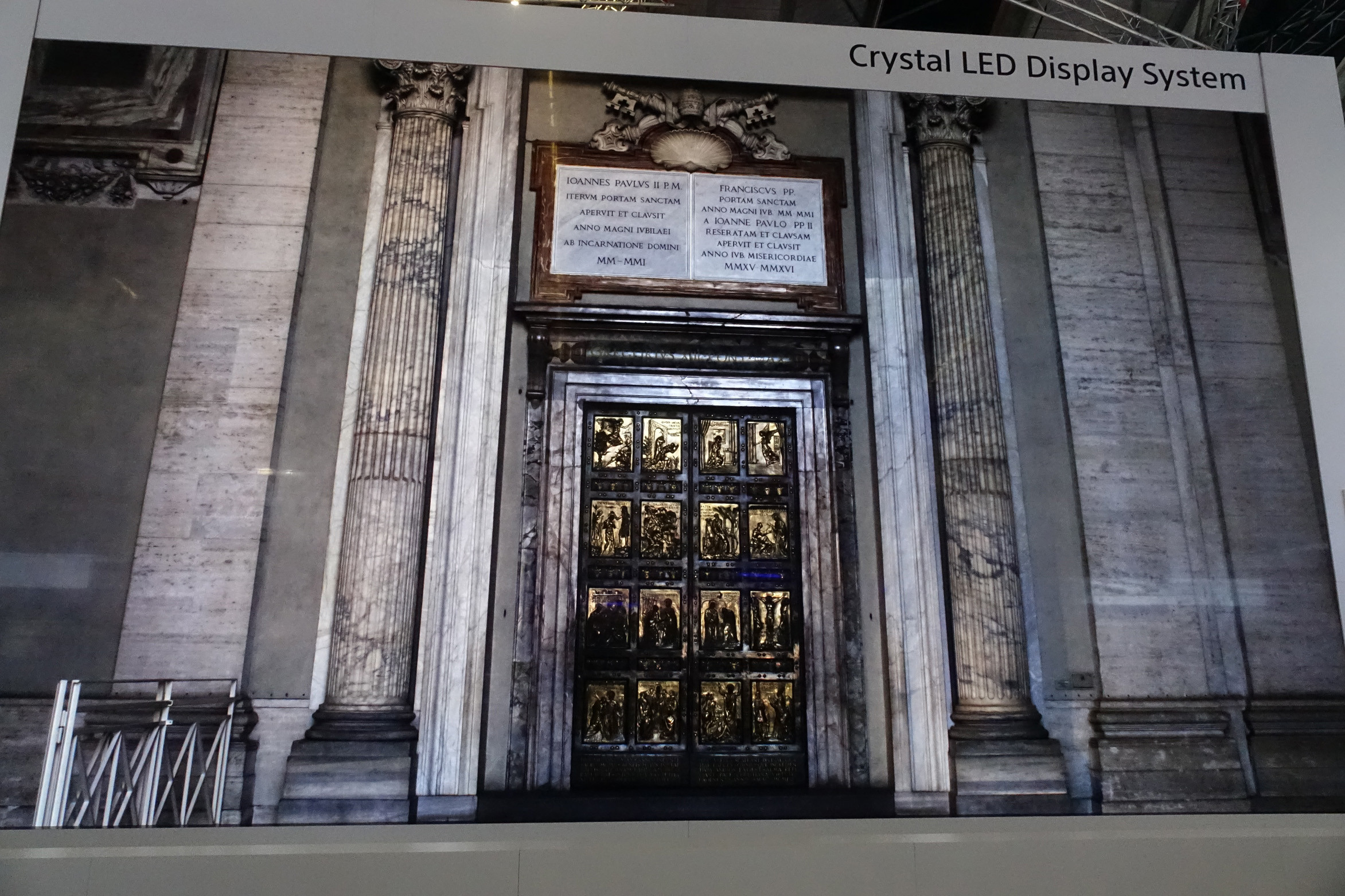 Foto de Sony Crystal LED (13/25)
