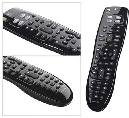 Logitech Harmony 300i, mando a distancia universal barato y sencillo de configurar