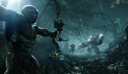'Crysis 3' por fin muestra su gameplay. Masacrar alienígenas en la selva armado con un arco tiene lo suyo