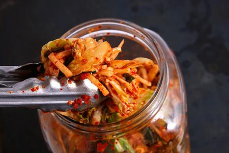Kimchi Alimento De Moda 2018