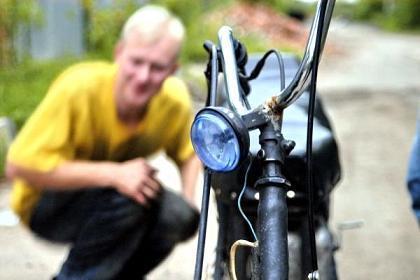 La scooter limusina