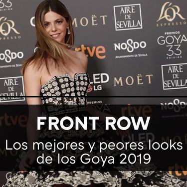 En vídeo: Los mejores y peores vestidos de la alfombra roja de los Premios Goya 2019