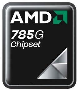El nuevo chipset AMD 785G trae gráficos integrados a bajo precio