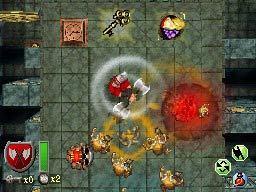 Galería de imágenes de 'Gauntlet' para Nintendo DS