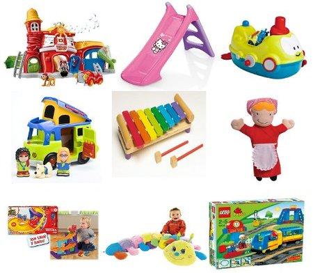 Guía de regalos de Navidad  niños de dos años 9737965e505