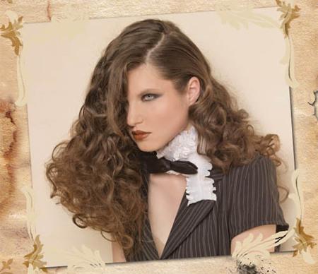 Poesía para tu cabello, lo nuevo de Raffel Pages para el otoño 2009