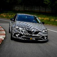 Renault exhibió el nuevo Mégane R.S. en Mónaco, pero no nos cuenta más al respecto