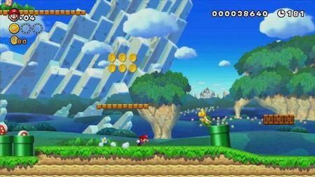 Primeros detalles sobre el 'Super Mario Bros.' de Wii U [E3 2012]