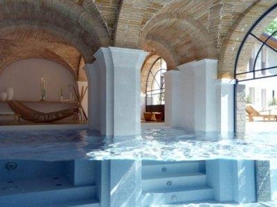 Splitwater, de Andrea Bertaccini, una piscina muy especial