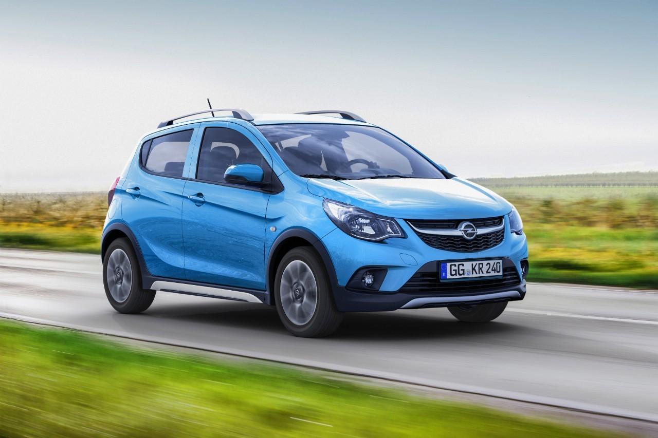 Foto de Opel Karl Rocks (2/5)