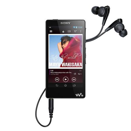 Sony Walkman F886, para amantes de la música