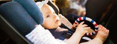 Casi pierden a su bebé por asfixia postural: ¡cuidado con el uso prolongado de las sillas de coche!
