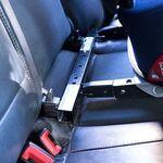 Alertan sobre el uso de un accesorio para la silla del coche no homologado tras la muerte de una niña de tres años